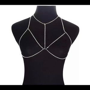 0bdc8b9de Jewelry - Body Chain Exclusive Summer Style Metal Body Chain
